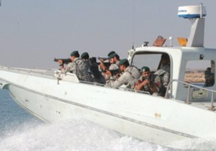 Iranian Velayat-90 wargames near Hormuz