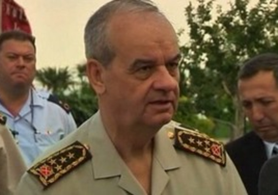 Turkish General Ilker Basbug.