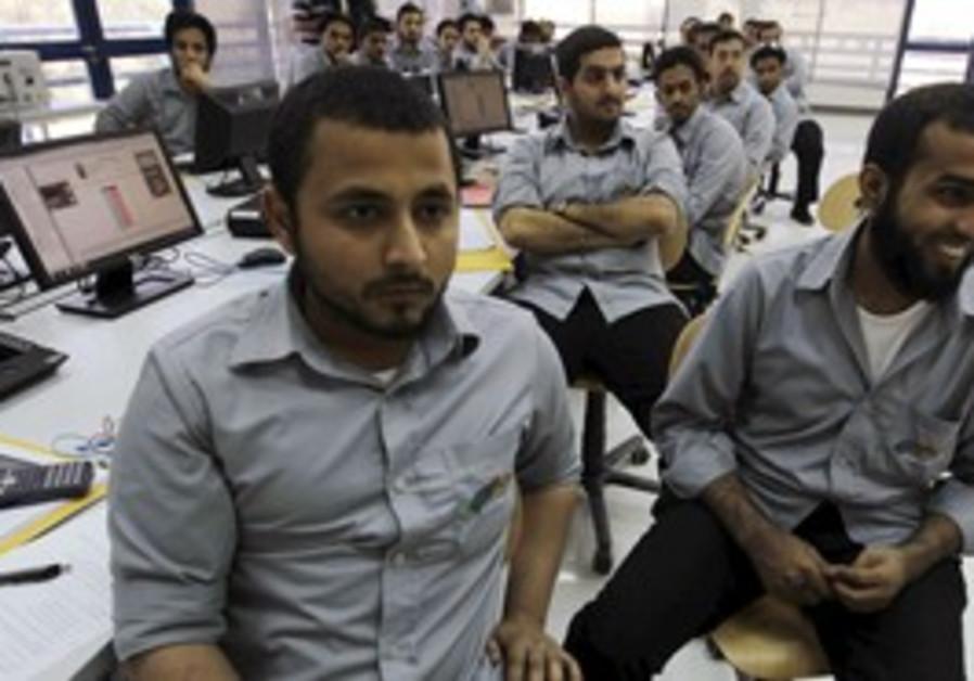 Saudi Arabian engineers