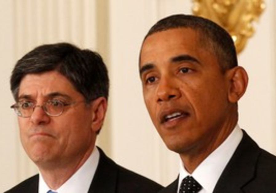Obama introduces new chief of staff Jack Lew