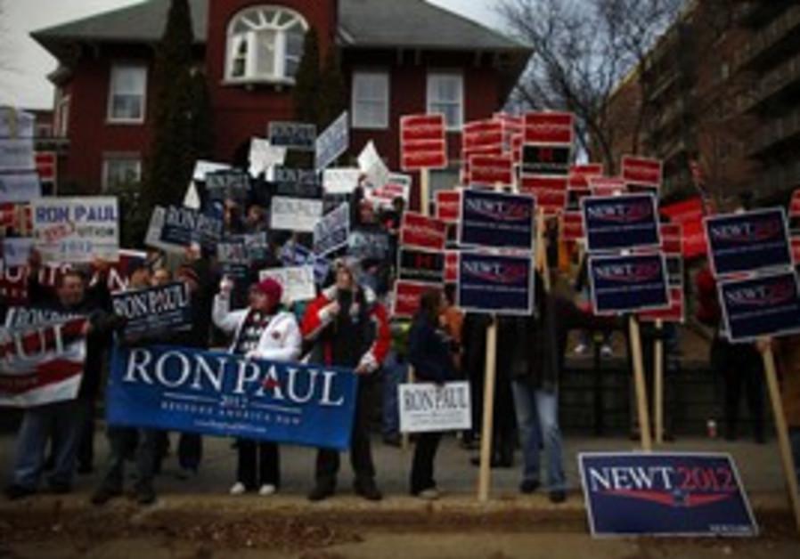 US Republican presidential primaries