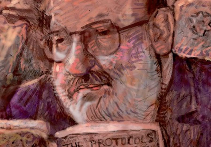 Man reading (illustrative)
