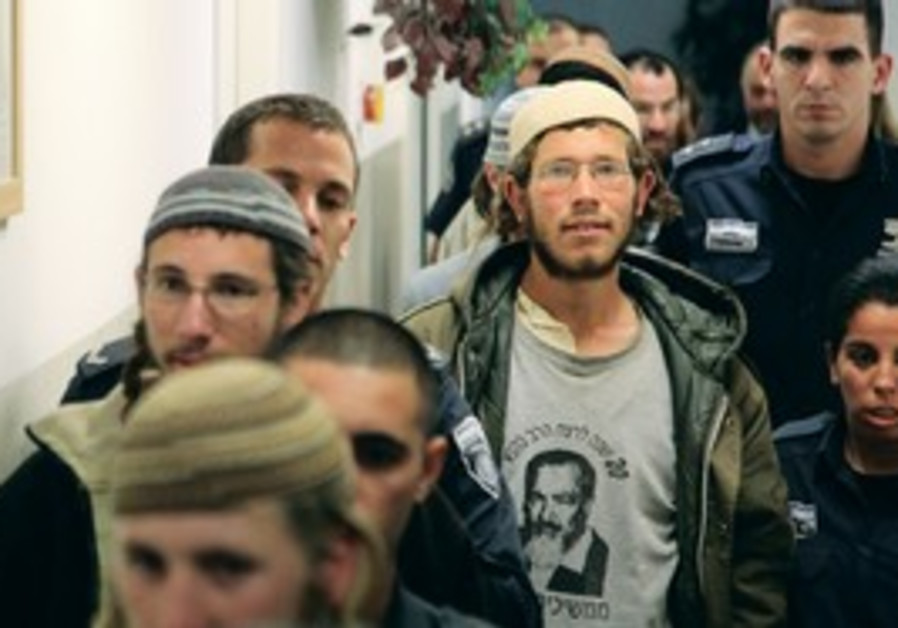 Settlers indicted for Ephraim base attack