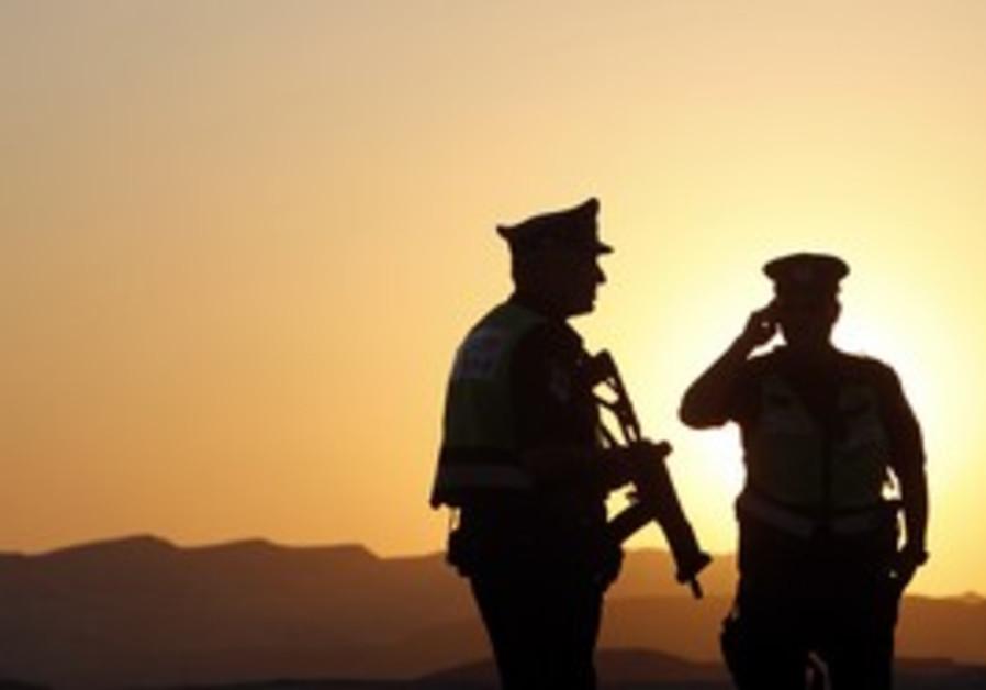 Israeli security officers [file]