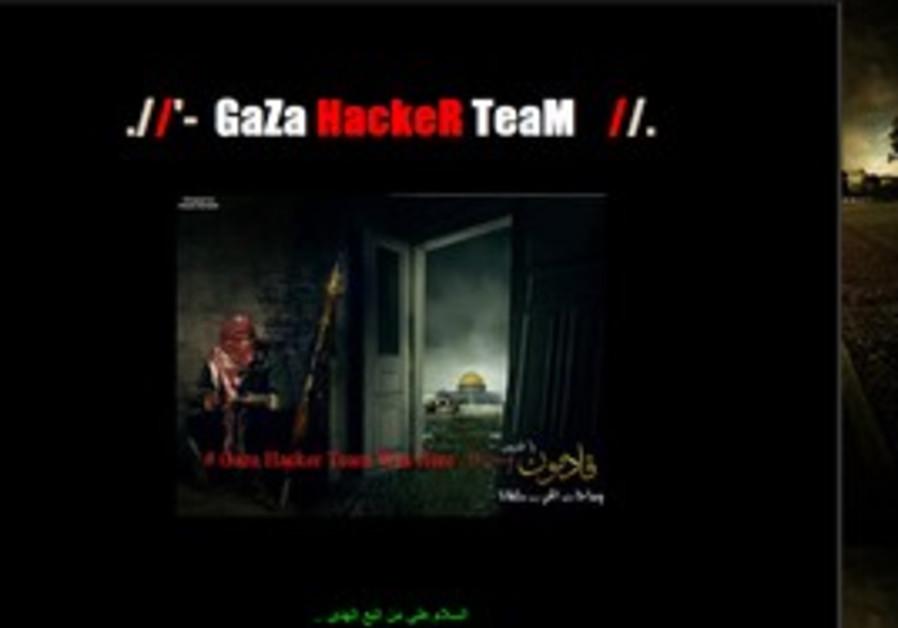 Gaza Hacker team attacks Fire Service website