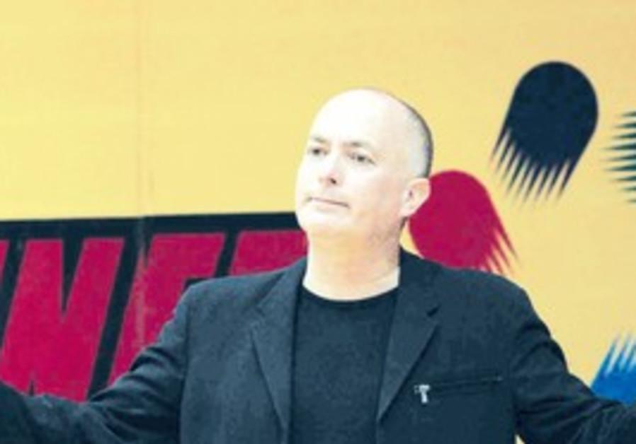 Hapoel Tel Aviv coach EREZ EDELSTEIN