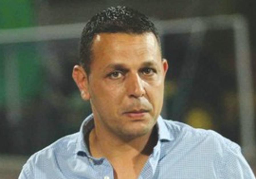 Hapoel Tel Aviv coach Nitzan Shirazi