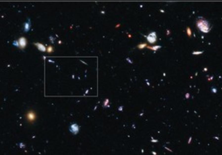 Hubble captures exploding star 311