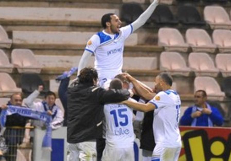 Ironi Kiryat Shmona soccer team