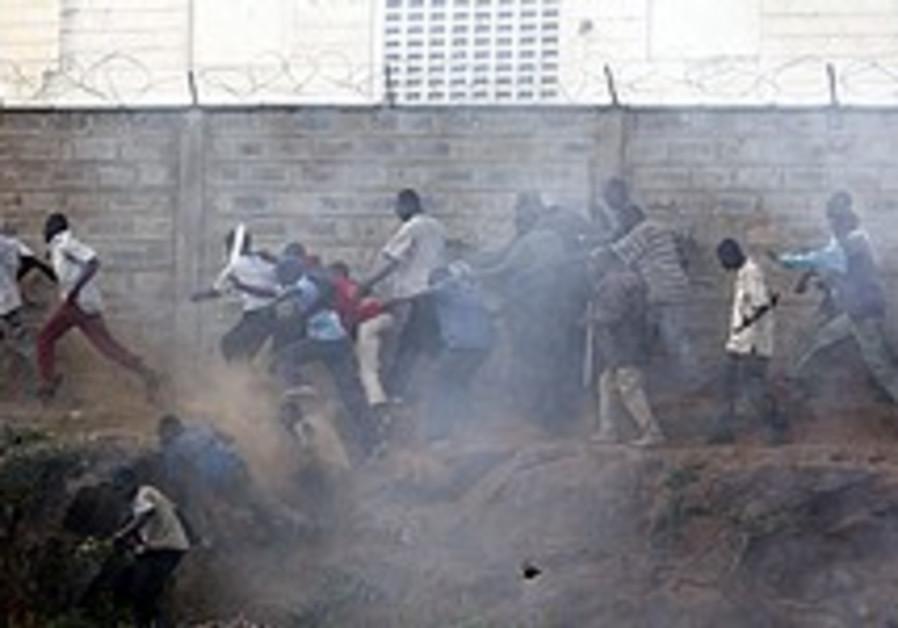 Analysis: Kenya's neighbors start to feel the heat