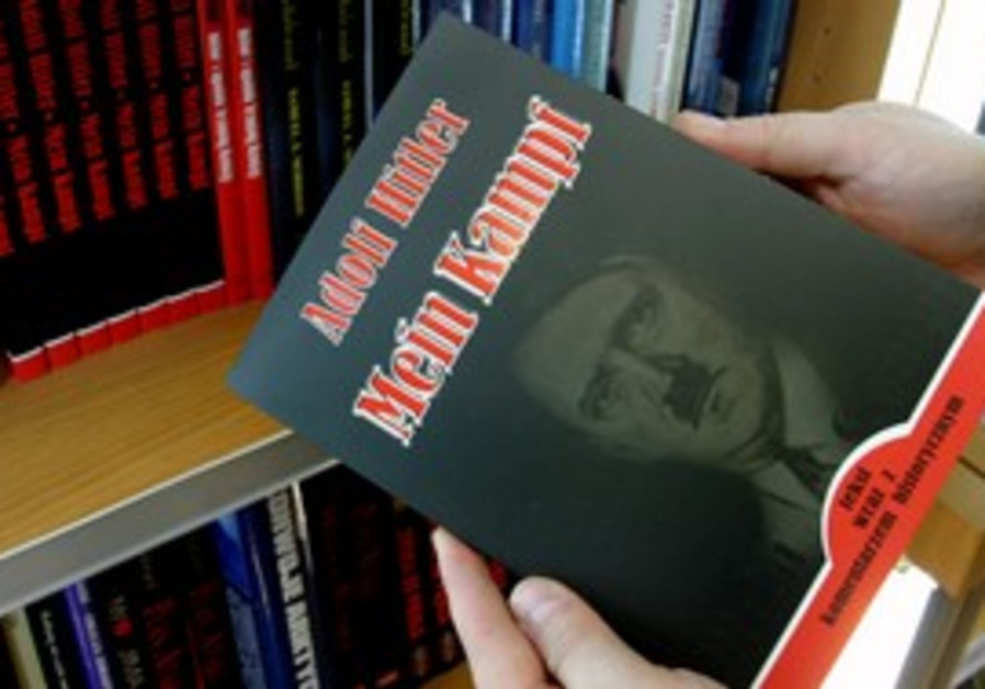 Mein Kampf sells in Poland
