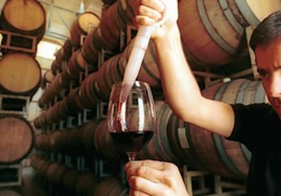 Wine professionals