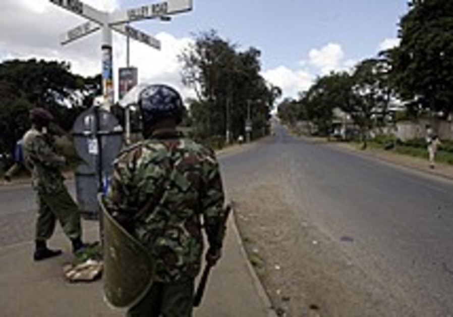 Kenya's stolen election
