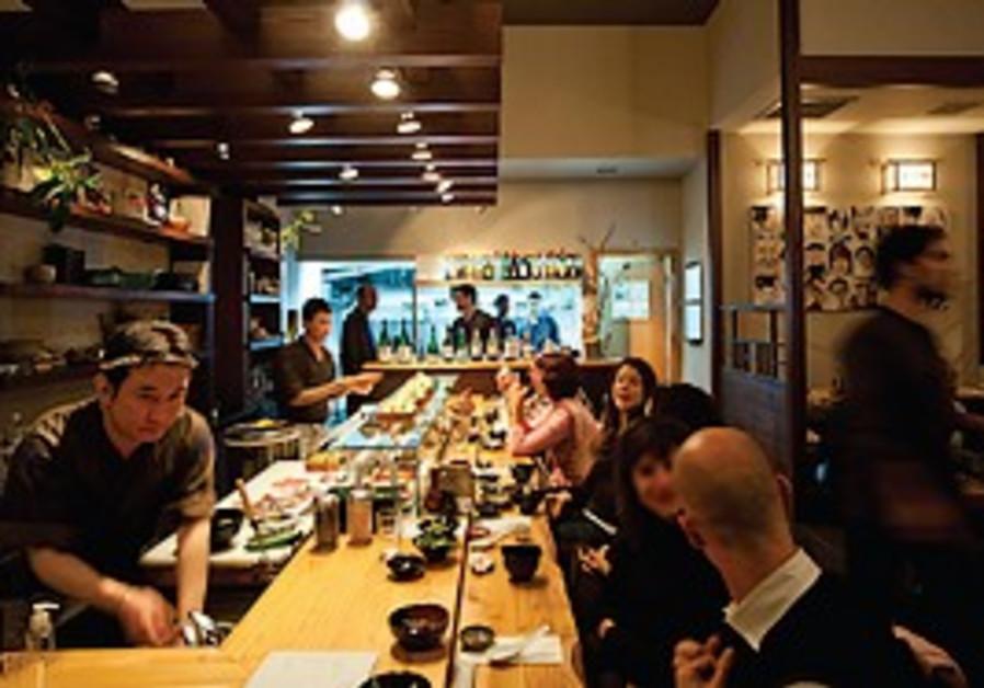 Minato restaurant, Herzliya Pituah