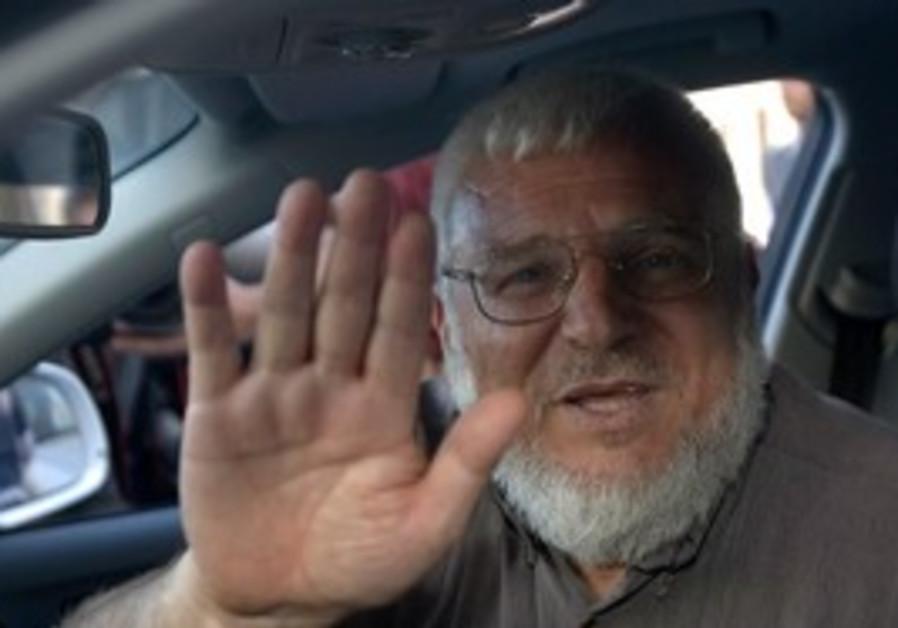 Hamas official Aziz Dweik [file photo]