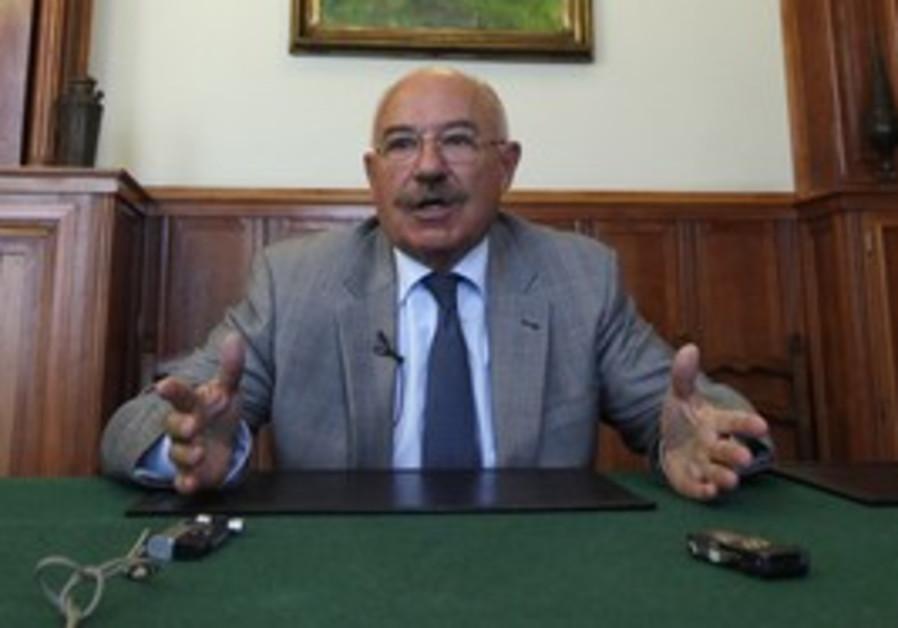 Hungarian Foreign Minister Janos Martonyi [file]
