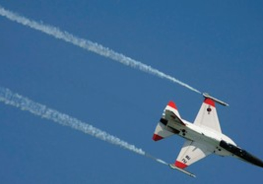 T-50 Golden Eagle trainer jet