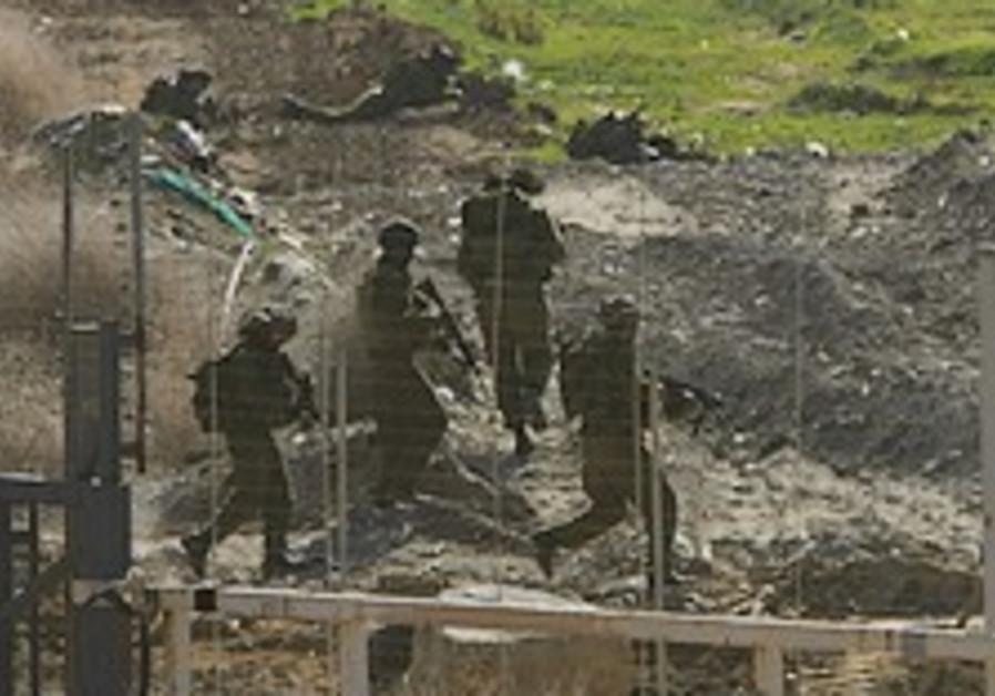 Palestinians: IAF killed gunman in Gaza Strip