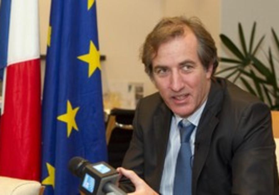 French Ambassador to Israel Christophe Bigot