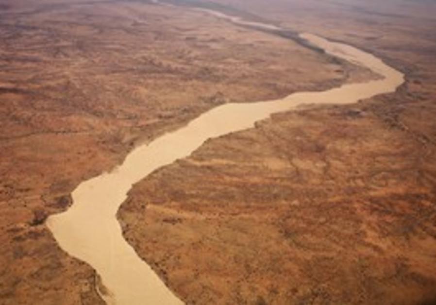 esert near Gos Beida in eastern Chad