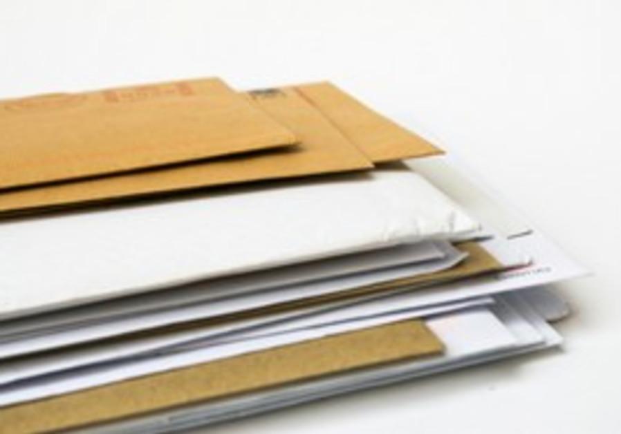 Mail [illustrative photo]