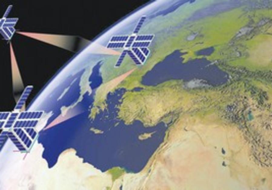 Technion satellite project