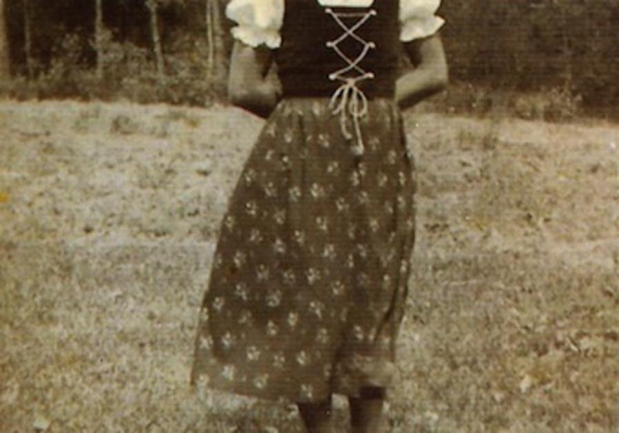 Josefa Posch, 1947 (Courtesy Yad Vashem)