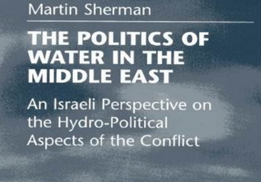 The politics of water in the Middle East