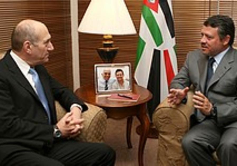 Abdullah: Israel, PA must honor commitments