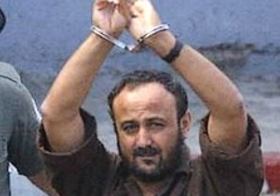 Growing support for Barghouti's release