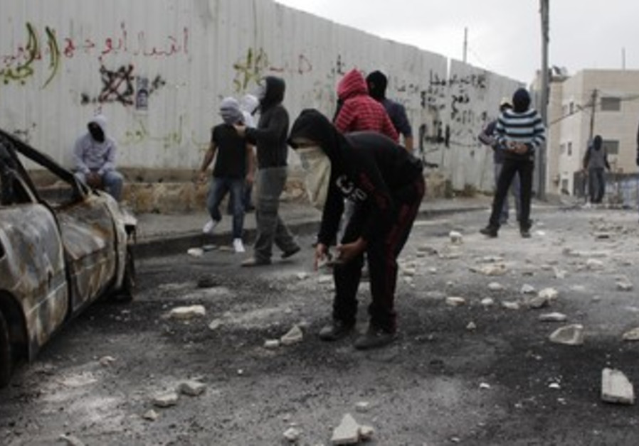 Clashes in Issawiya [file]