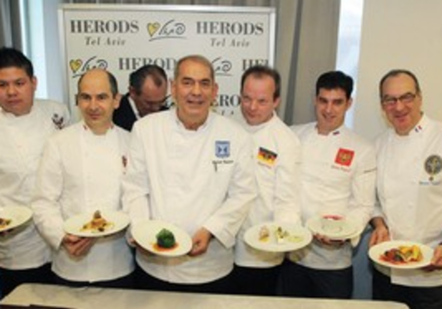 CHEFS OF world leaders   'Cooking for Peace'