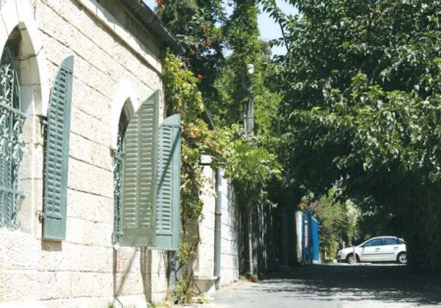 The Baka neighborhood in Jerusalem 521