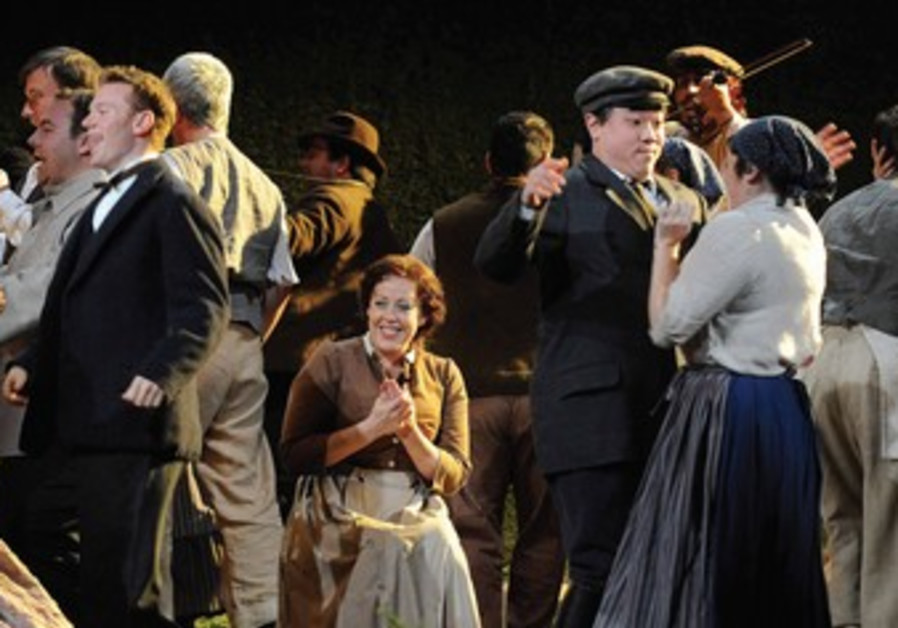 Jenufa, a Czech opera.