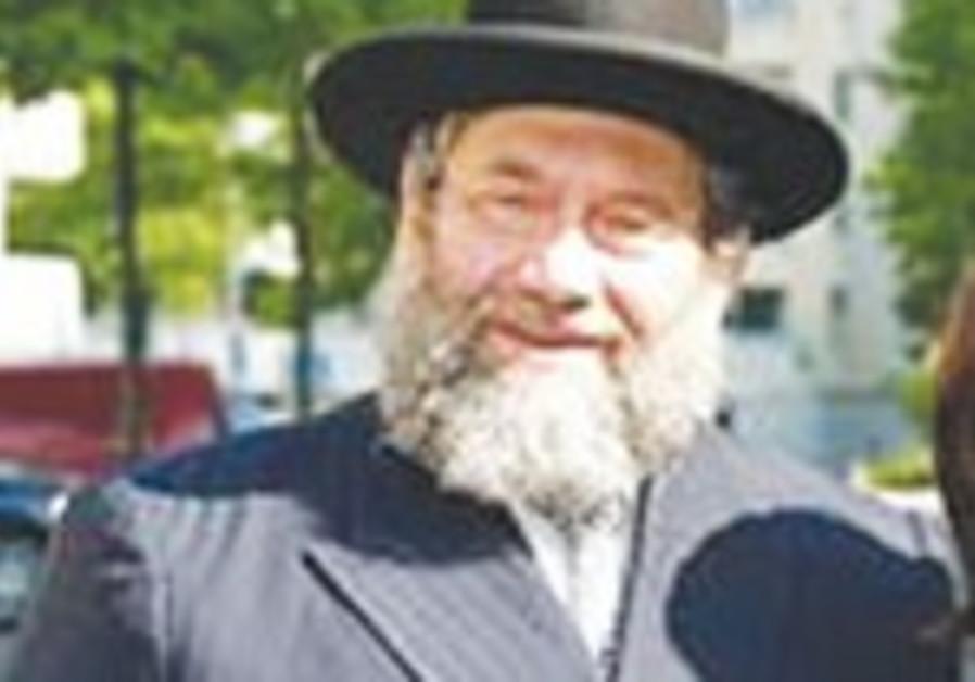 Orthodox rabbis statement homosexuality