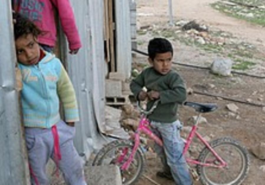 J'lem Municipality treats Beduin 'like trash'