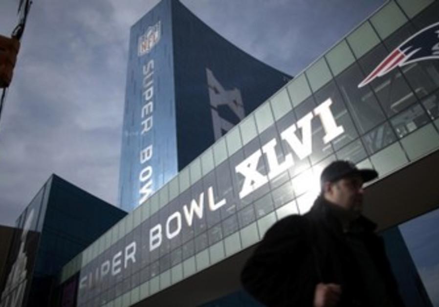 Super Bowl stadium, Indianapolis