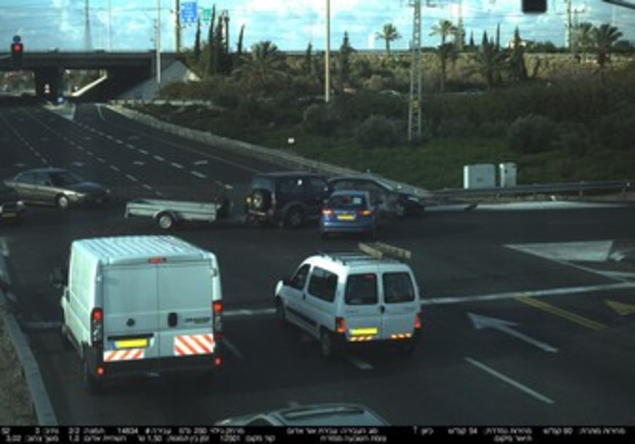 New traffic enforcement cameras