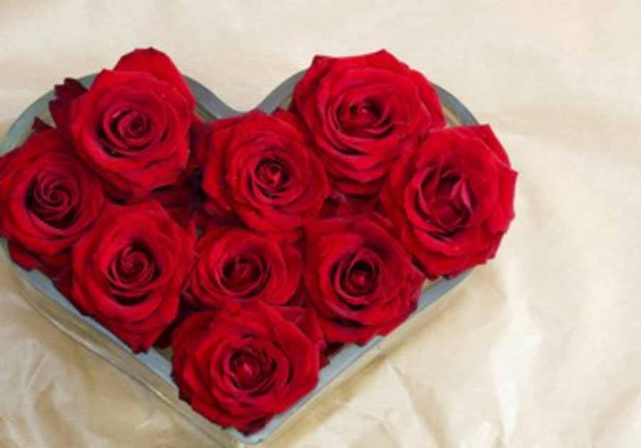 Give your heart as well as flowers this Valentines