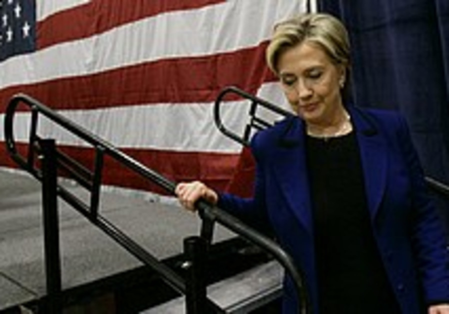 To protect the Clinton legacy, Hillary must quit