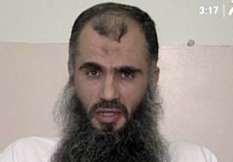 ABU QATADA in British jail