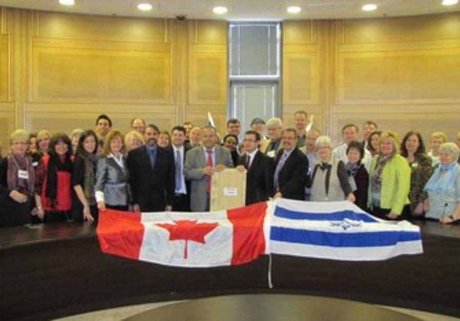 Canada Celebrates Israel Network