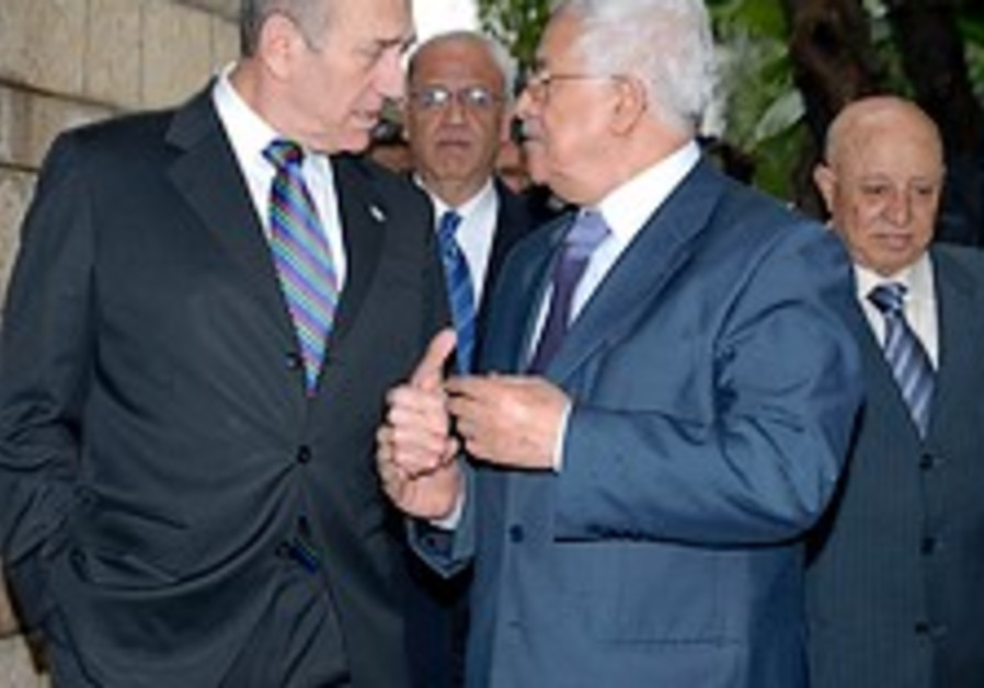 PA insists J'lem under discussion