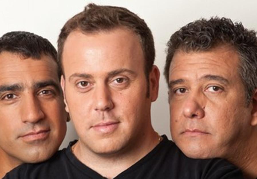 Ilan Leibowitz, Nicky Goldst, Uri Banai