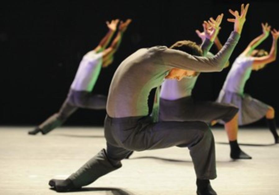Ohad Naharin's deca dance