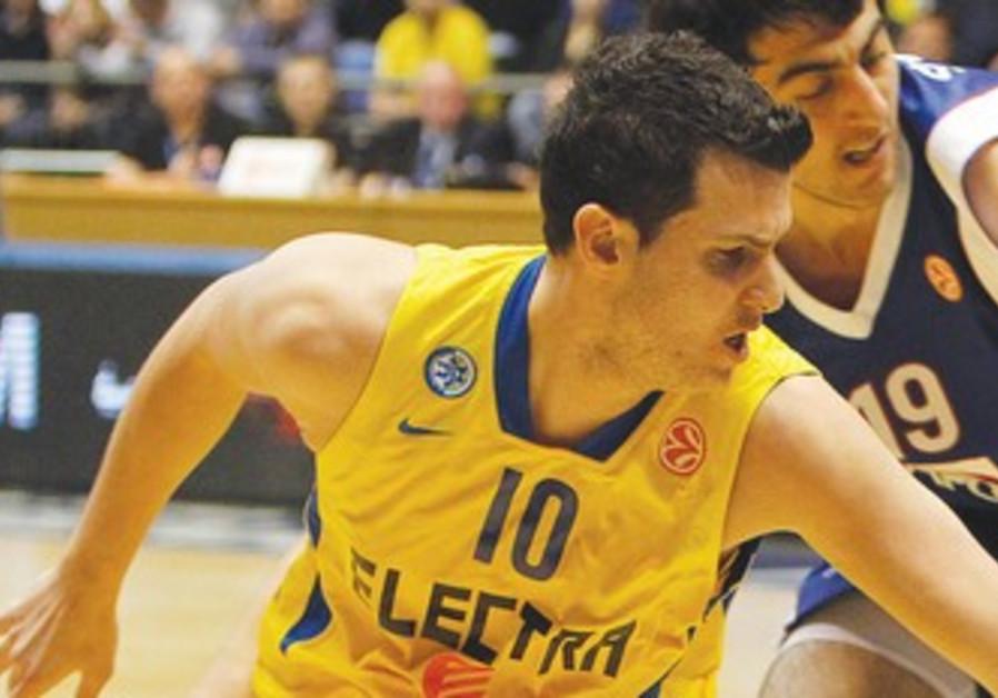 Maccabi Tel Aviv vs Bennet Cantu