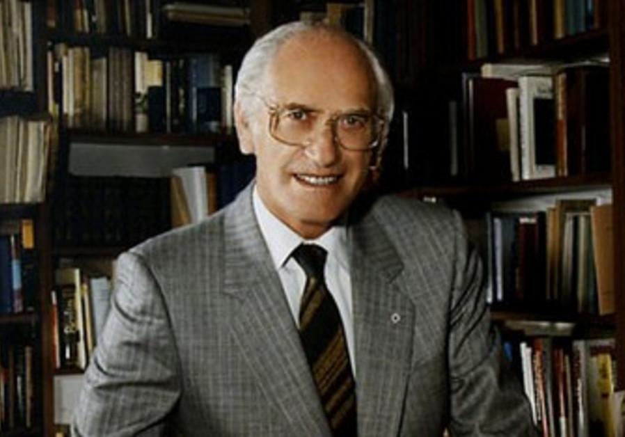 Rabbi Gunther Plaut