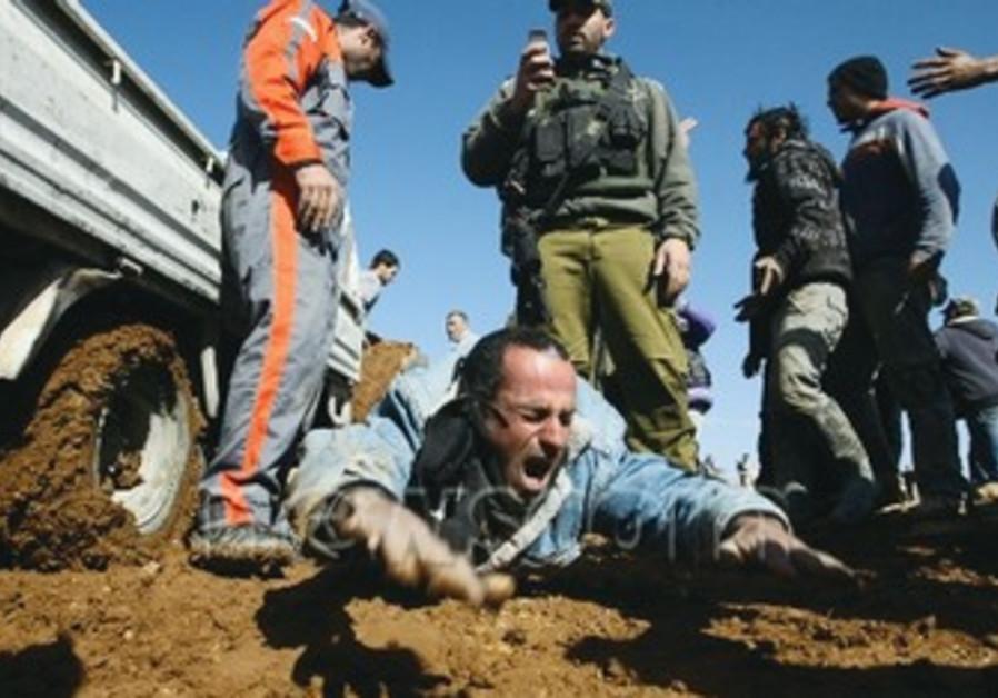 Israeli army brutality