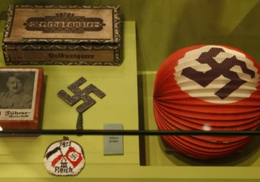 Nazi display at German Historical Museum