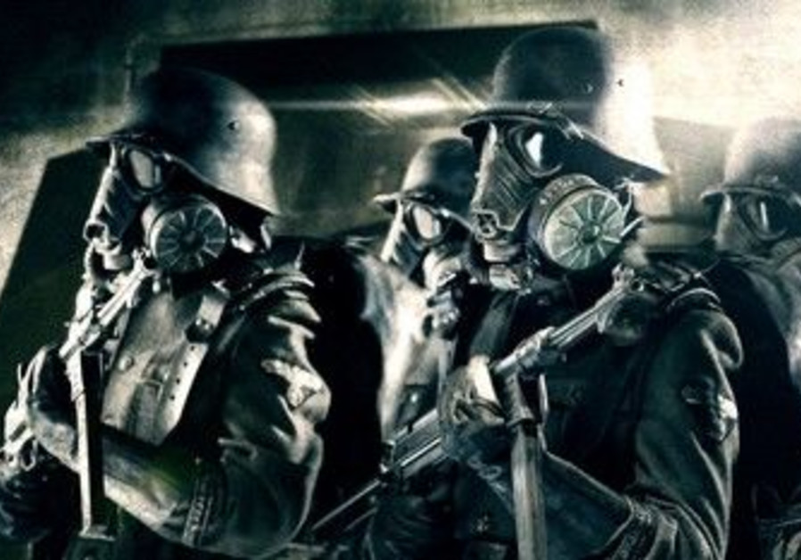 Iron Sky SS Troopers
